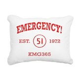 Squad 51 Rectangle Canvas Pillows