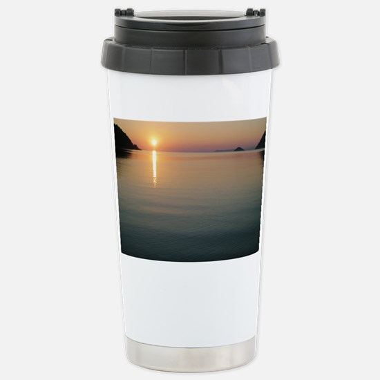 CNV00121 Stainless Steel Travel Mug