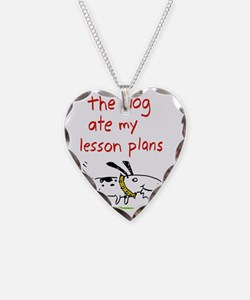 dog-ate-plans Necklace