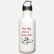dog-ate-plans Water Bottle