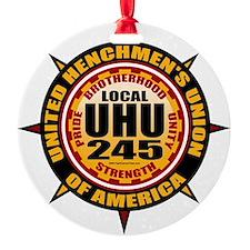 Henchmen-Union Ornament