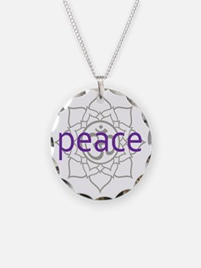 PeaceLotus Necklace