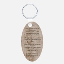 STAHM FP Keychains