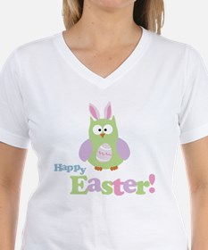 Happy Easter Owl Shirt