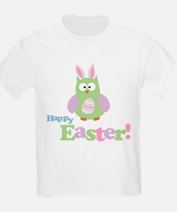 Happy Easter Owl T-Shirt