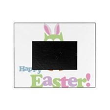Happy Easter Owl Picture Frame