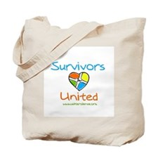 Survivors United Tote Bag
