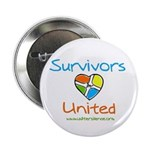 Survivors United Button