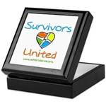 Survivors United Keepsake Box