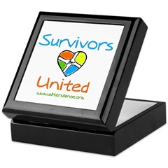 Survivors United Keepsake Box