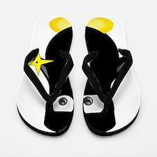ninjapenguin Flip Flops