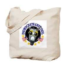 DEMOCRATS ARE COOL Tote Bag