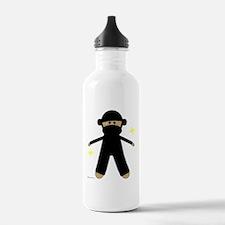 2-ninjamonkey Water Bottle