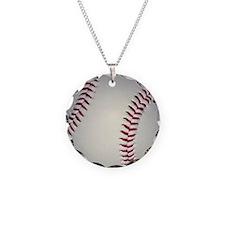 baseballminibutton Necklace