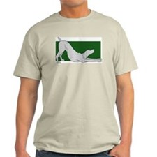 Stretching Weim Light 2 Sided T-Shirt