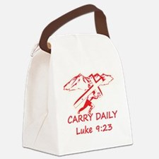 CROSSDAILY Canvas Lunch Bag