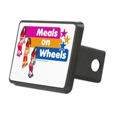 Meals on Wheels Hitch Cover
