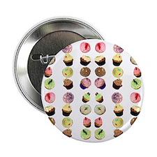 """CupcakesTShirt 2.25"""" Button"""