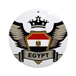 3-I Love Egypt 69.jpg Ornament (Round)