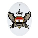 3-I Love Egypt 69.jpg Ornament (Oval)
