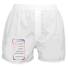 BirthStrongHeart Boxer Shorts