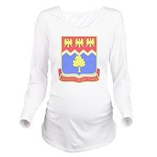 DUI-1 BN 311TH RGT Long Sleeve Maternity T-Shirt