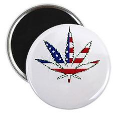 Pot Flag Magnet