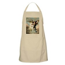 Angel and Child Apron