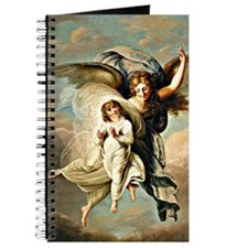 Angel and Child Journal
