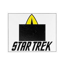Star Trek Insignia- Black Picture Frame