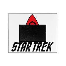 Star Trek Insignia Red- Black Picture Frame