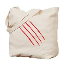 scartch2 Tote Bag