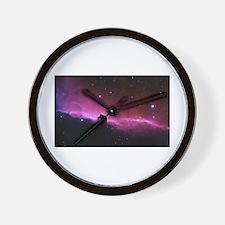 The Horsehead Nebula Wall Clock