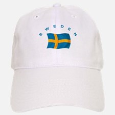 Flag of Sweden Baseball Baseball Cap