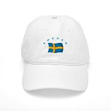 Flag of Sweden Baseball Cap