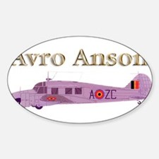 Avro Anson Decal