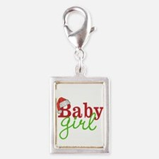 Christmas Baby Girl Charms