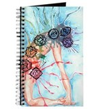 Yoga inspired Journals & Spiral Notebooks