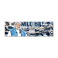 Wild_Bill_mug2 Car Magnet 10 x 3