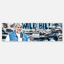 Wild_Bill_mug2 Bumper Bumper Sticker