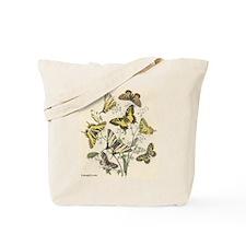 Cute Botanical print Tote Bag