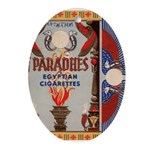 Paradhes Cigarettes.jpg Ornament (Oval)