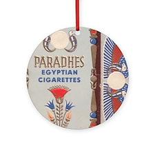 Paradhes Cigarettes 1.jpg Ornament (Round)
