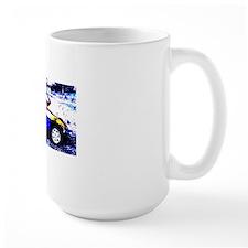 Daryl banger posterised Mug