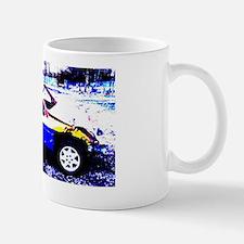 Daryl banger posterised Small Small Mug