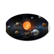 The Solar System Wall Decal