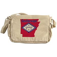 Centerville Arkansas Messenger Bag