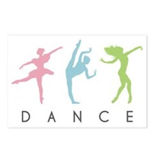 7x7DANCE Postcards (Package of 8)