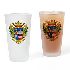 Gyor Hungary Drinking Glass