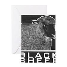 blacksheep Greeting Card